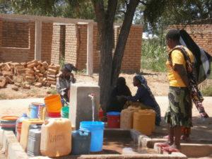 Tanzanian Water Well