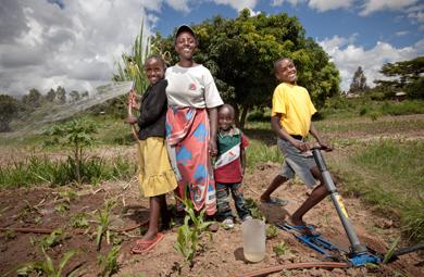 Kenya Update: Hannah's Story