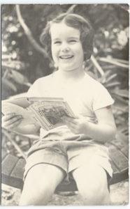 Lisa Age Seven