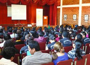 Ecuador Teachers PEP Intro