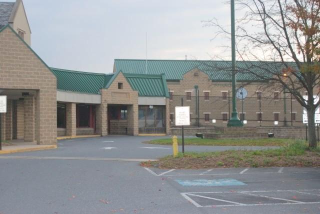 La prison du comté de Berks