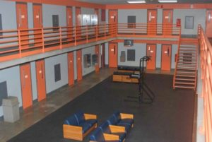 Inmate Housing Unit
