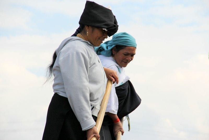 Ecuador PEP Volunteers