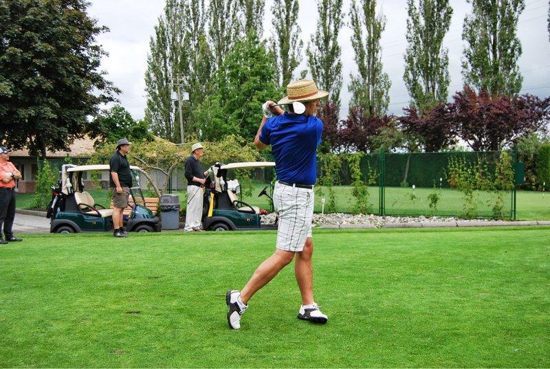 Tournoi de golf caritatif