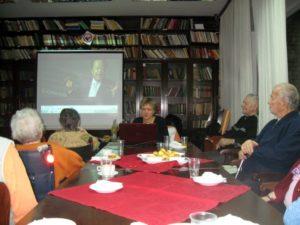 Ivana Facilitates Workshop at the Gerontology Centre