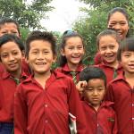 Children of Tasarpu, Nepal