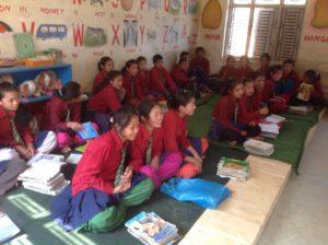 Juli Tasarpu Classroom