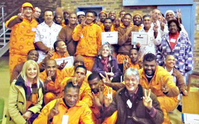 Encontrando la paz personal en una prisión