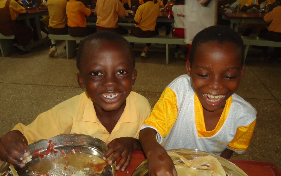 Serving Food and Dignity: Food for People Ghana, a firsthand report