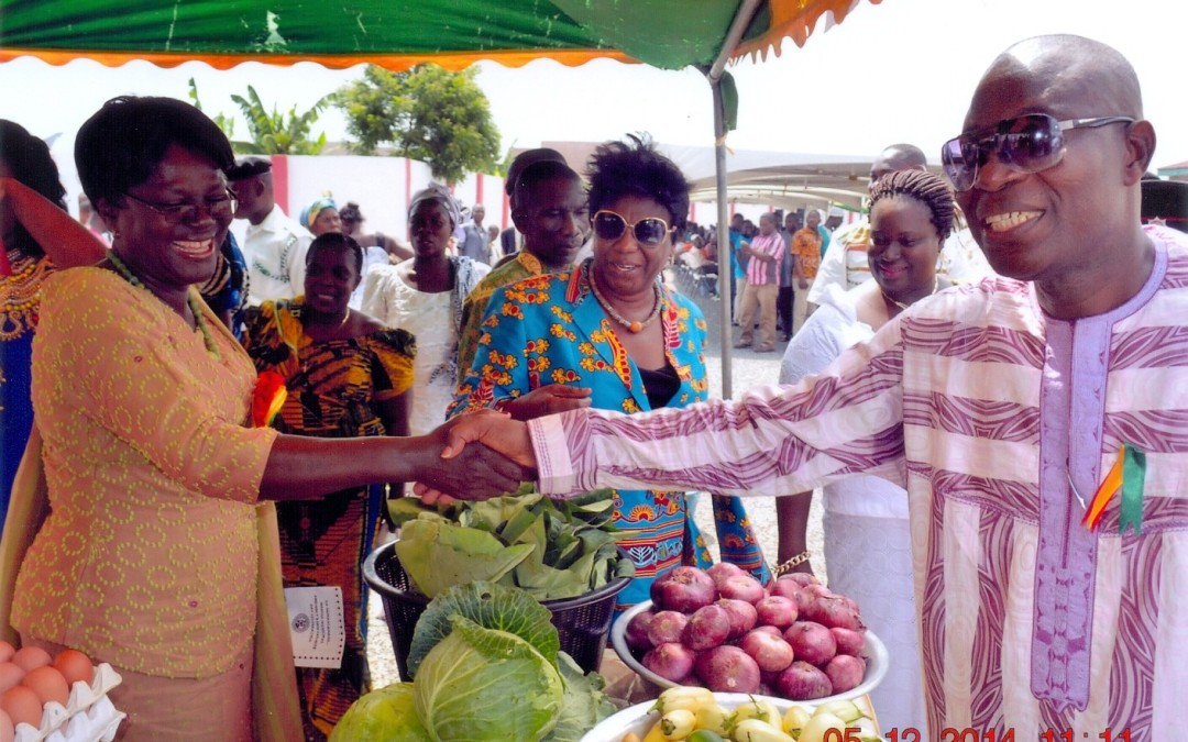 Food for People Ghana Receives Best Institution Award