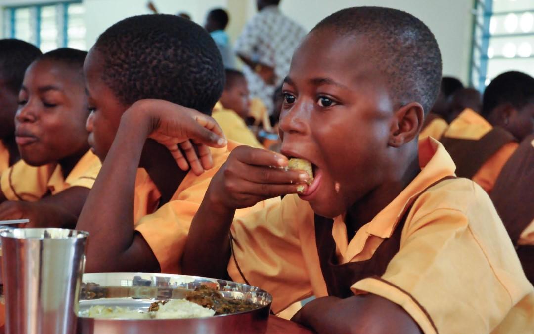 Food For People favorisce il successo scolastico a Otinibi