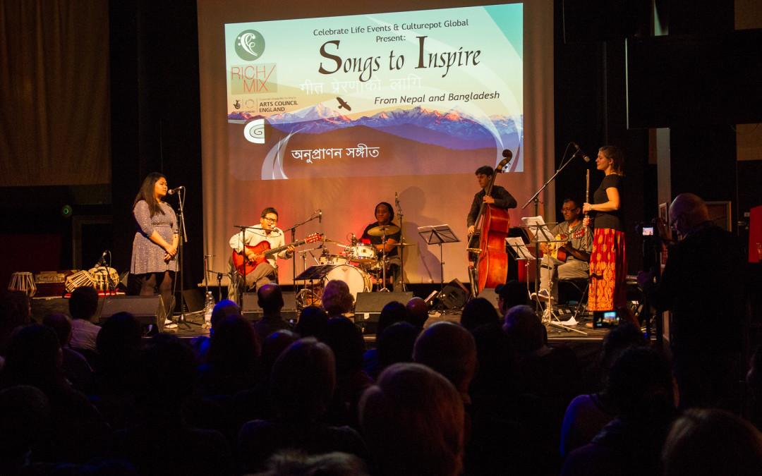 À Londres, un concert pour la paix au profit duBangladesh etduNépal