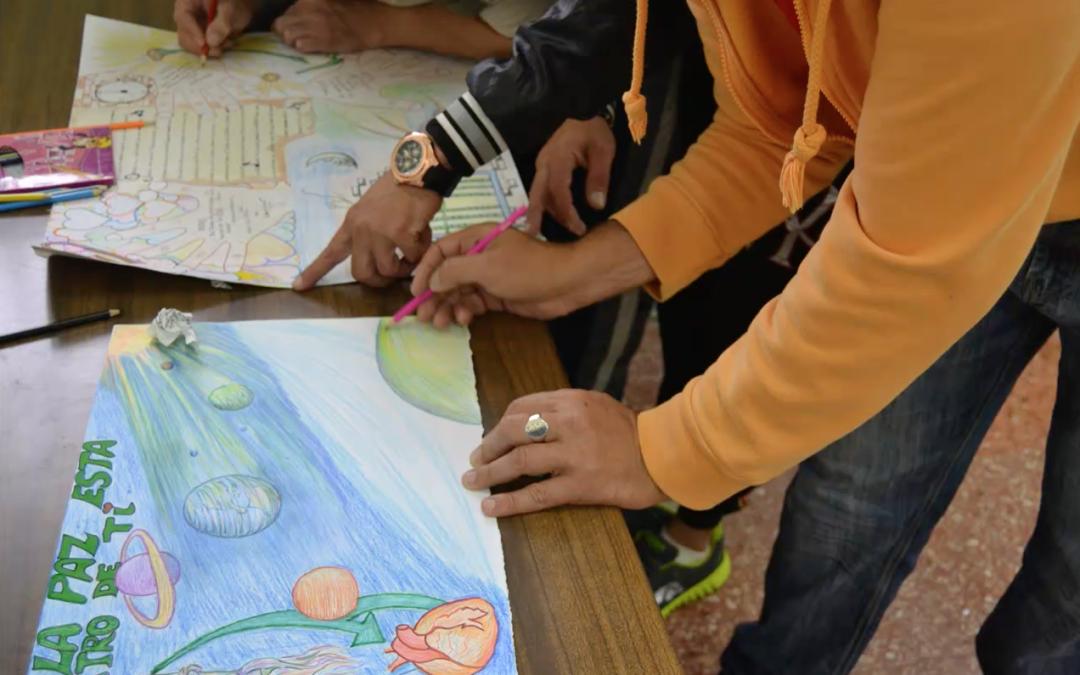 L'éducation pour la paix à Las Palmas: de grandes répercussions dansunepetiteîle