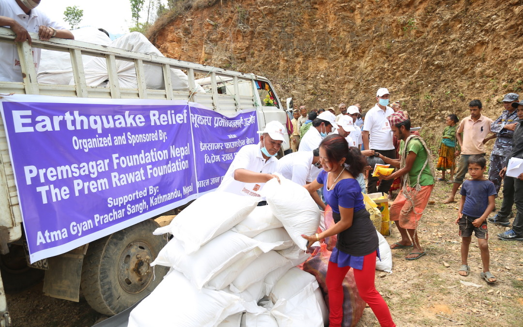 Support Earthquake Relief In Nepal >> Tprf Expands Nepal Earthquake Relief Efforts Tprf Org