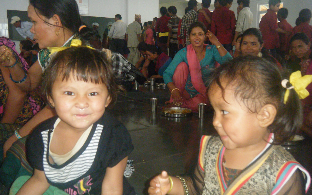 TPRF Responds to Nepal Earthquake With Aid for Villagers