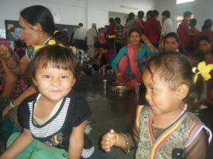 Nepal Food for People facility
