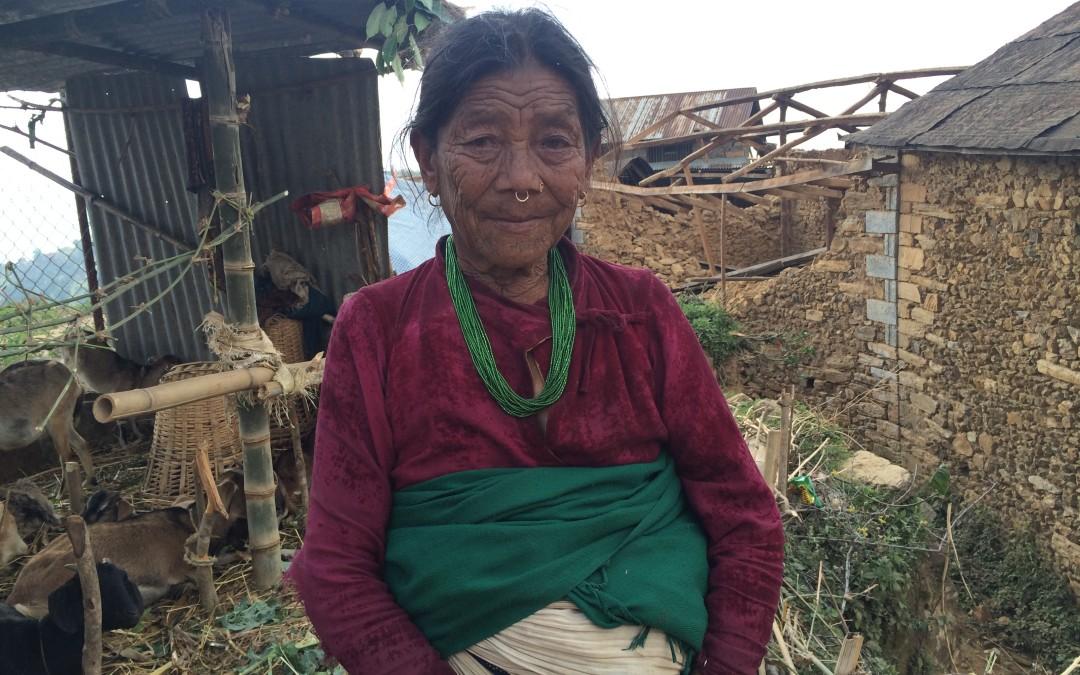 Qué dicen los lugareños sobre la ayuda de la TPRF