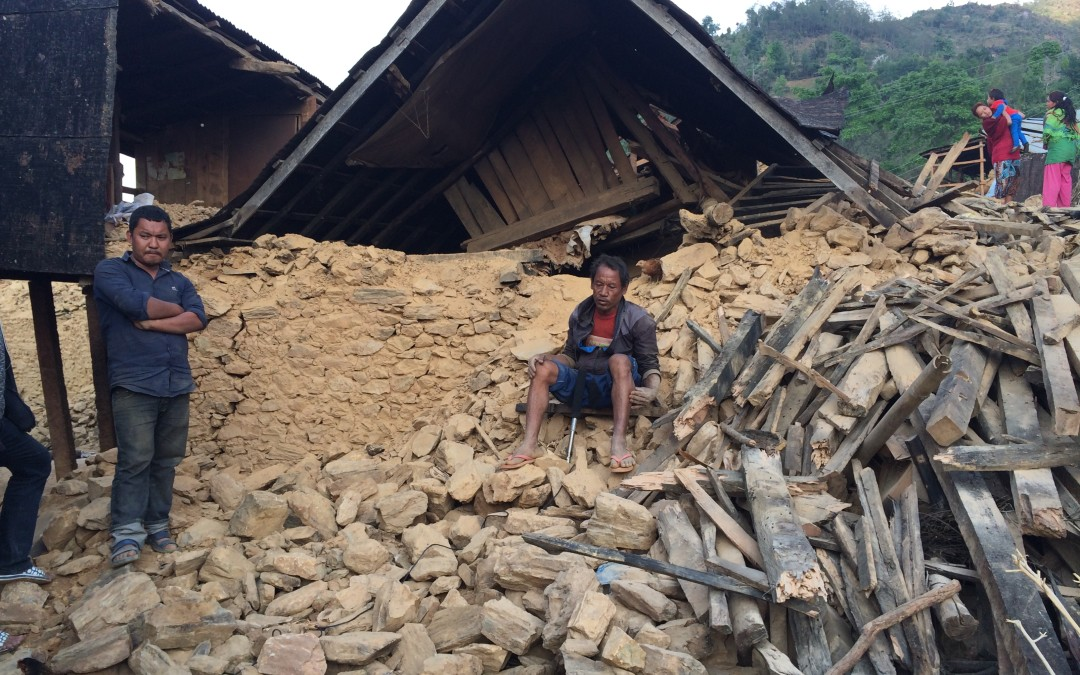 TPRF Opens Doors to Earthquake Victims