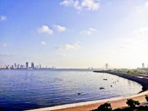 Mumbai Blue Sky