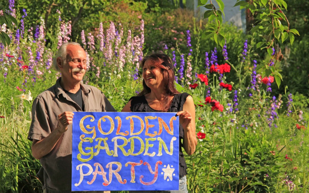 garden of giving golden garden party raises 5500 for nepal - Golden Garden