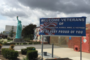 Welcome Veterans photo