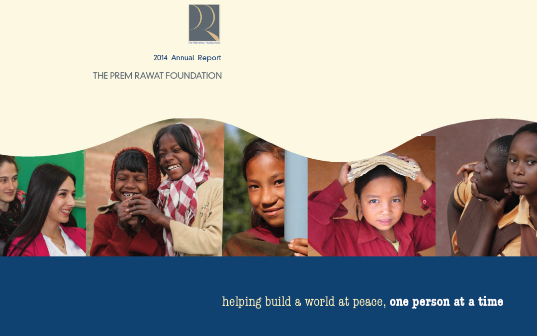 New TPRF 2014 Annual Report Shows Dynamic Growth