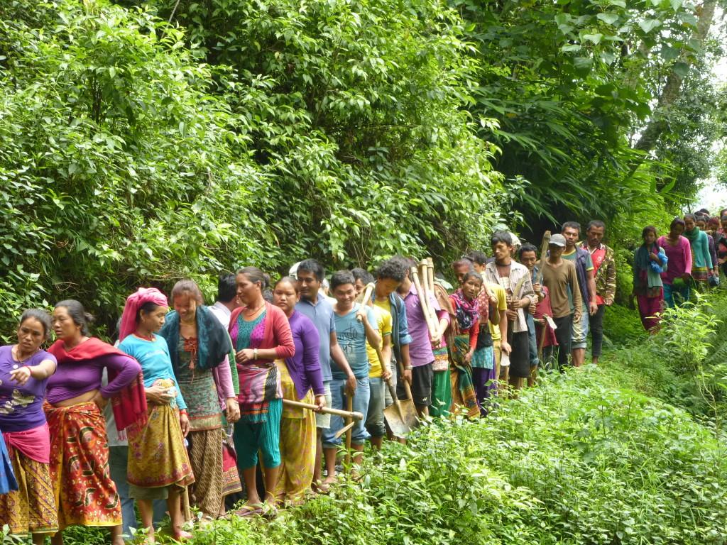 Nepal Water System Repair