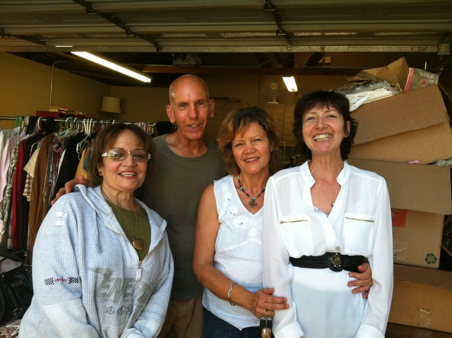 Ventura Yard Sale Raises $5,200 for TPRF