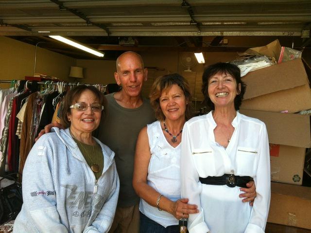 Ventura Yard Sale Raises $5,200 for TPRF