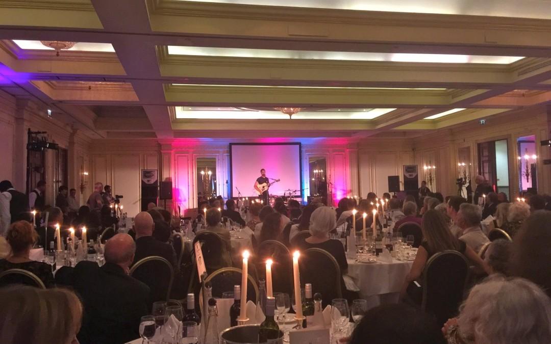 Peace Partners acoge una gala para recoger fondos