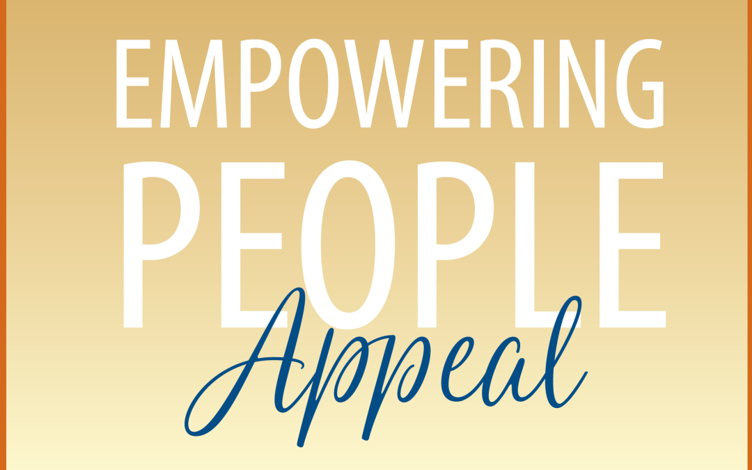Empowering People Appeal Raises $195,276