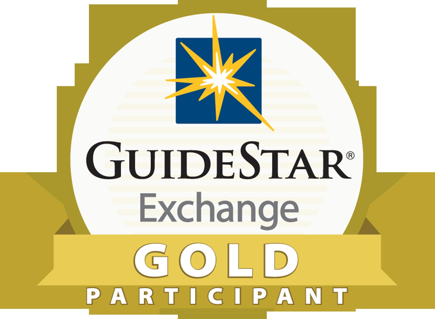 Teilnehmer des GuideStar Exchange Gold