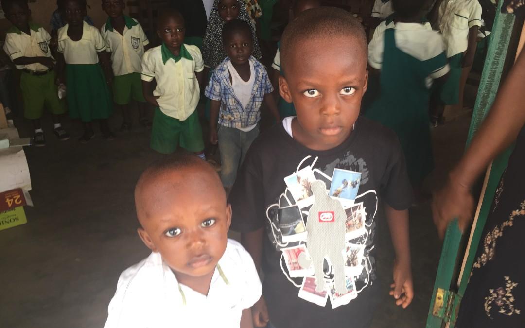 Sul suolo del Ghana: un resoconto di Bobby Hendry (seconda parte)