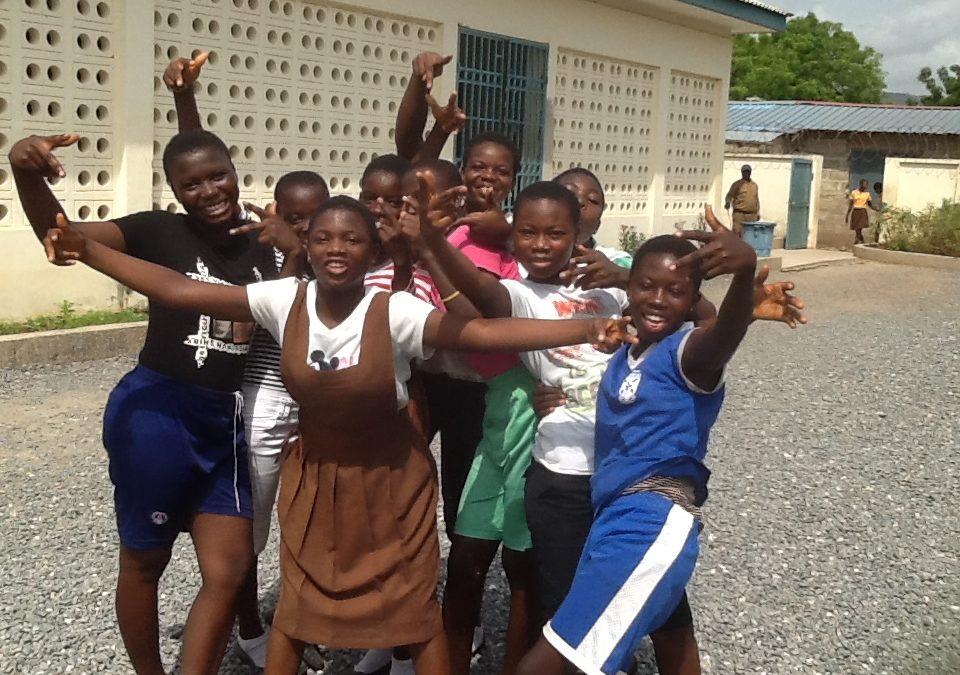 Sobre el terreno en Ghana: informe de Bobby Hendry. 1ª parte