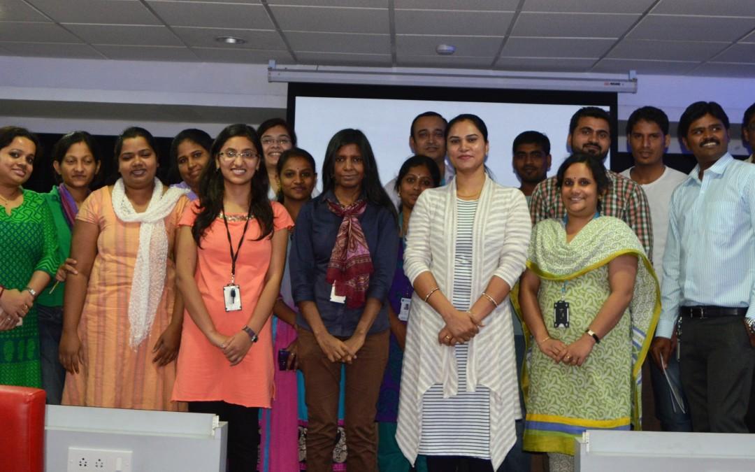 Inde : l'éducation pour la paix chez Telerad Tech