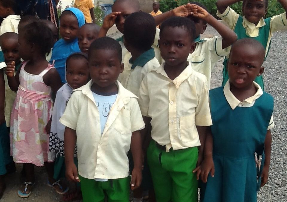 TPRF Expands Food for People Program in Ghana