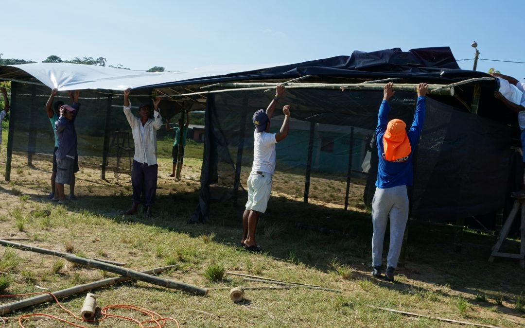 Una nueva esperanza: La TPRF ayuda a víctimas del terremoto en Ecuador