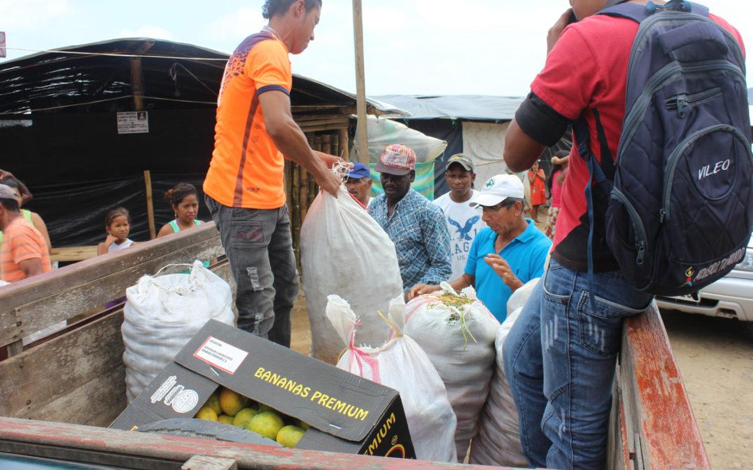 La TPRF incrementa gli aiuti umanitari in Ecuador in seguito alle violente scosse di terremoto