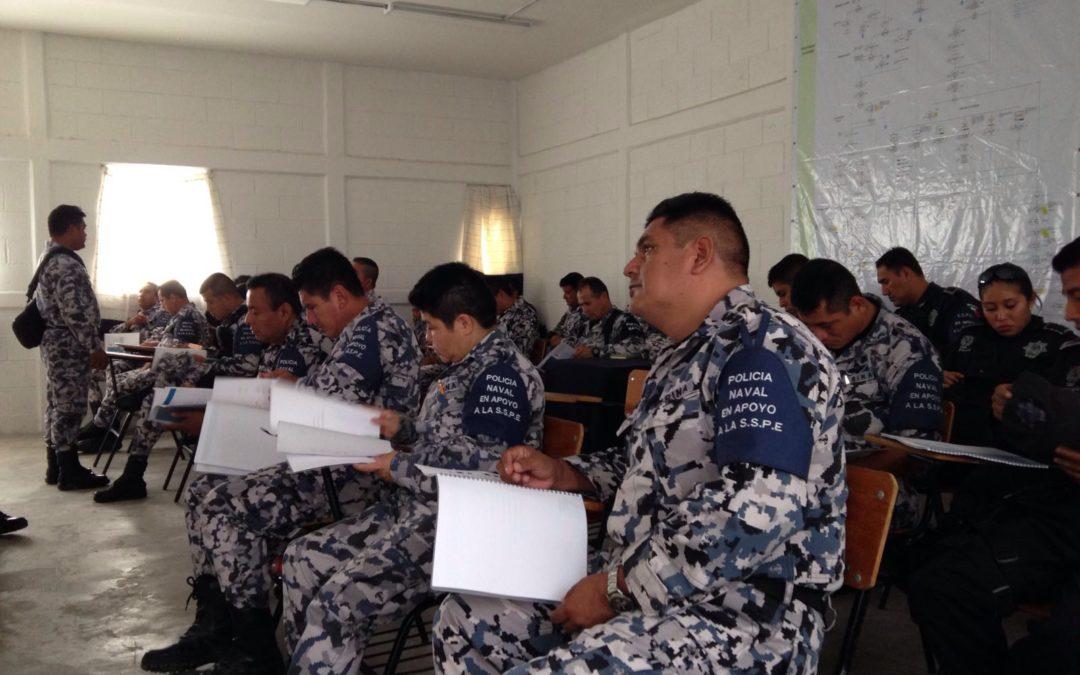 Maintenir la paix : la Marine mexicaine se met àl'éducation pour la paix
