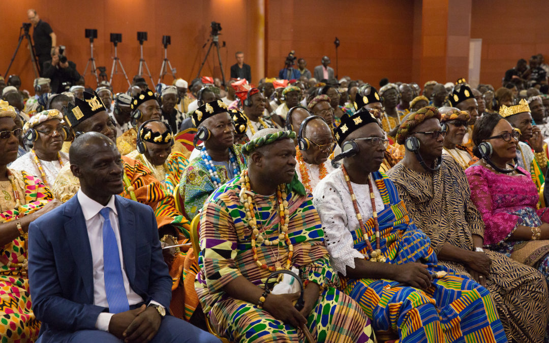 Working Toward Reconciliation: Côte d'Ivoire Dignitaries Respond to Peace Forum with Prem Rawat