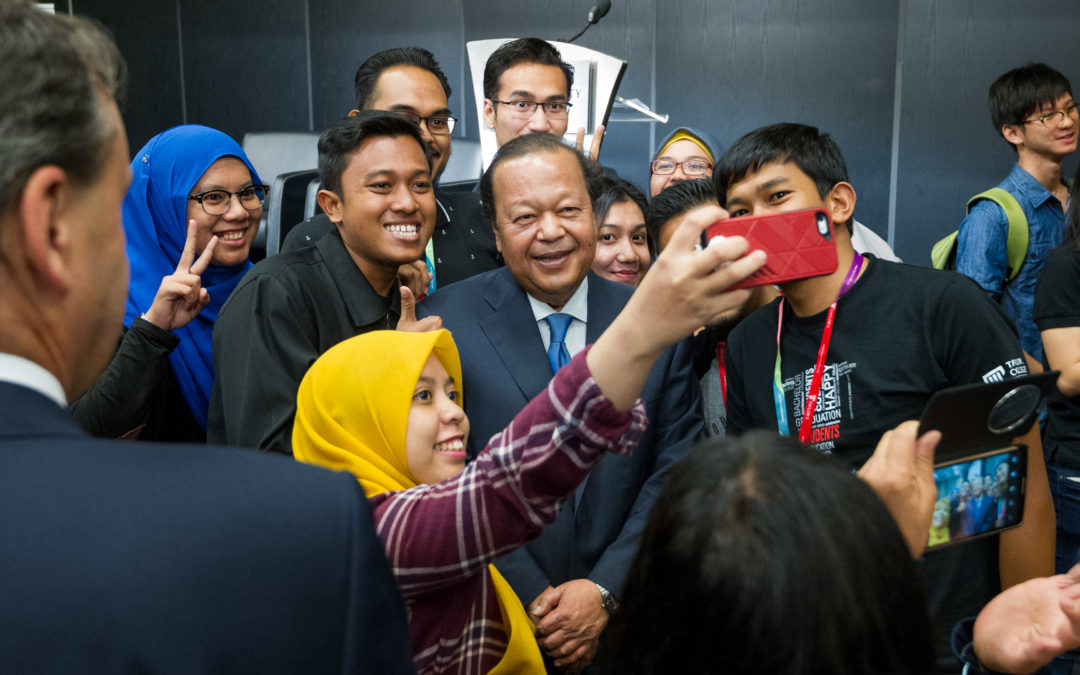 Core Curriculum: Prem Rawat Talks to PEP Students at Taylor's University