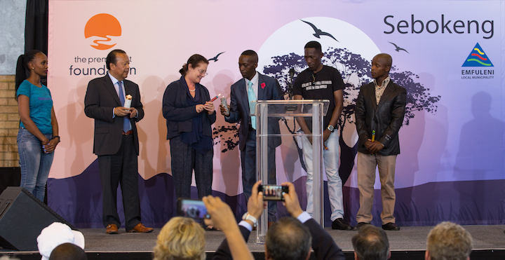 TPRF Sponsors Peace Forums in South Africa with Prem Rawat