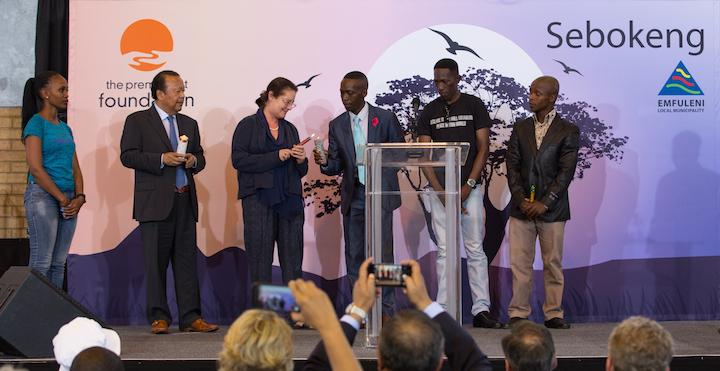 La TPRF patrocina foros sobre la paz con Prem Rawat en Sudáfrica