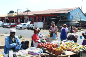 Soweto South Africa Market