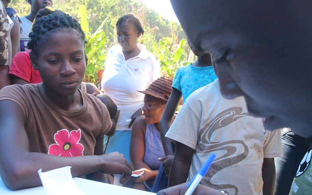 Prem Rawat Foundation Grant Helps Haitian Hurricane Survivors