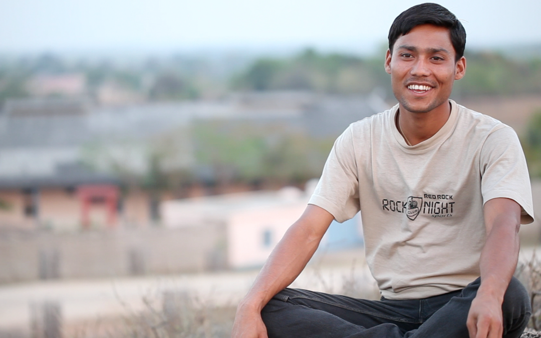 """A Great Gift"": How Food for People Helped Suraj Succeed"
