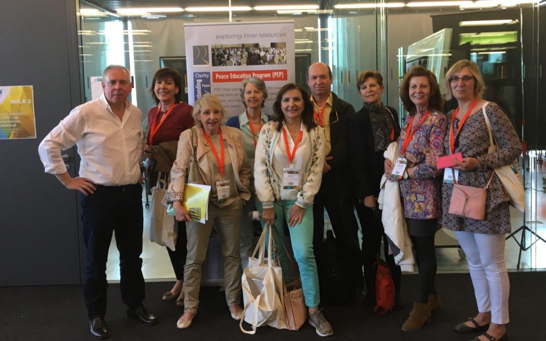 Le Programme d'éducation pour la paix s'invite àMadrid, au Forum mondial de la paix