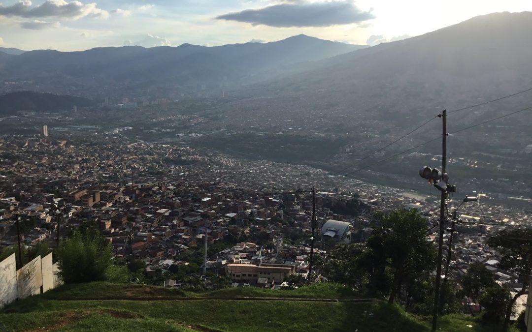L'effet PEP en Colombie: les graines de paix