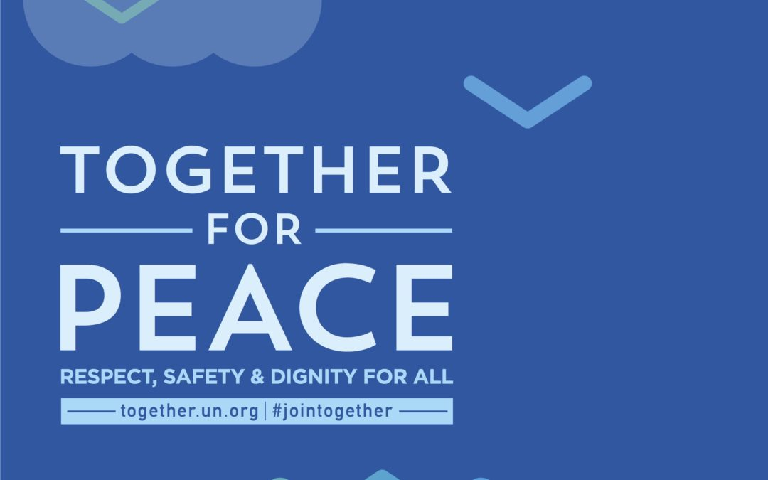 "Partner with TPRF on ""Peace for People 2017"" Awareness Campaign"