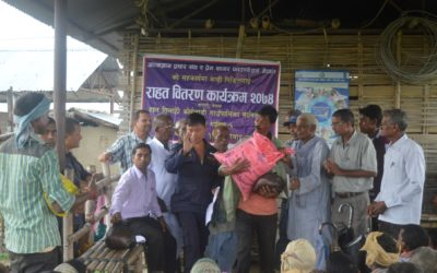 Prem Rawat Foundation to Help Flood Victims in Nepal